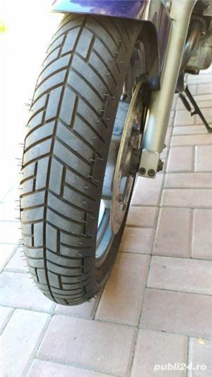 Yamaha XJ600S - imagine 4