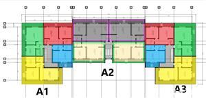 """Teren Bloc=48 apartamente,2-3 Blocuri16+16+16=48 ap)incadrat program """"Prima casă""""/""""O familie,o casă"""" - imagine 4"""