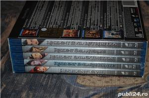 Film - The Resident Evil Collection [5 Filme - 5 Discuri Blu-Ray] - imagine 2