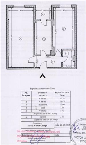Apartament 2 cam. Prelungirea Ghencea (vand / schimb) - imagine 9