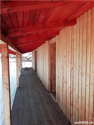 Teren intravilan de 1404 m2 + Clădire în roşu - imagine 4