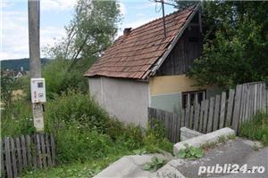 Teren intravilan de 600 m2 + Casă bătrânească - imagine 9