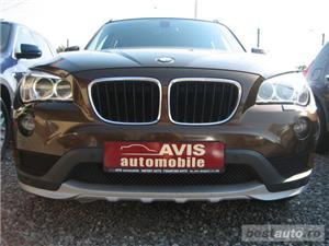 BMW X1 2.0d DPF S-drive 163 CP 2015  BUSSINES  TVA DEDUCTIBIL - imagine 1