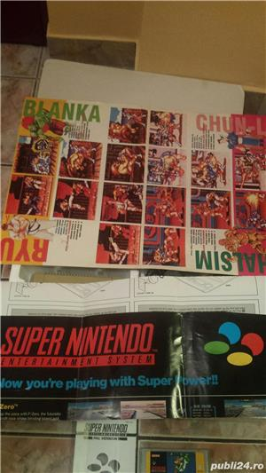 consola SNES,super nintendo,cutie,colectie,super mario world - imagine 11
