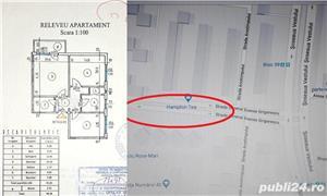 Proprietar, apartament 3 camere, decomandat, et. 2/4 , zona Vest Lamaita / Baraolt - imagine 2