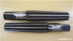Alezoare de caliate noi de la Ø 3 la Ø 32 mm. Romanesti si germane, cilindrice si conice - imagine 3