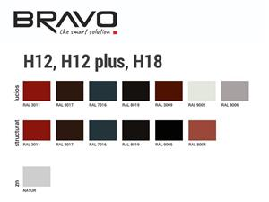Tabla cutata Bravo H12 PLUS - imagine 10