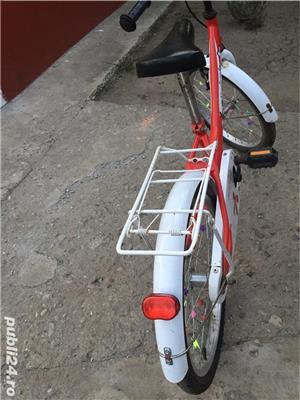 """Bicicletă copii 21"""" nouă - imagine 5"""