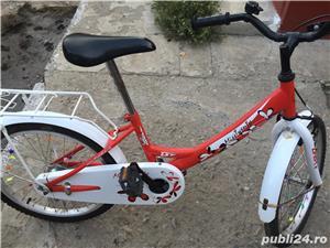 """Bicicletă copii 21"""" nouă - imagine 3"""