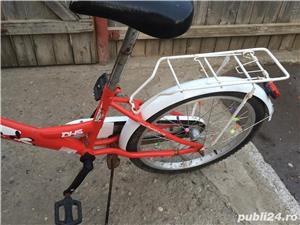 """Bicicletă copii 21"""" nouă - imagine 4"""
