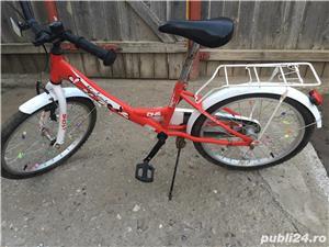 """Bicicletă copii 21"""" nouă - imagine 1"""