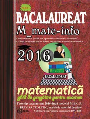 Carti de matematica- ghid de pregatire pentru examen - imagine 3