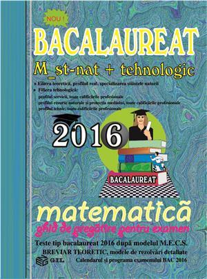 Carti de matematica- ghid de pregatire pentru examen - imagine 4