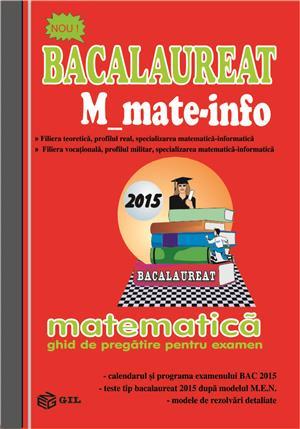 Carti de matematica- ghid de pregatire pentru examen - imagine 5