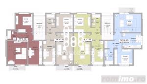 Apartament 4 camere pe doua niveluri INTABULAT zona Pictor Brana - imagine 7