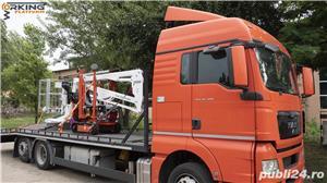 Transport utilaje de orice tip la preturi avantajoase - imagine 5