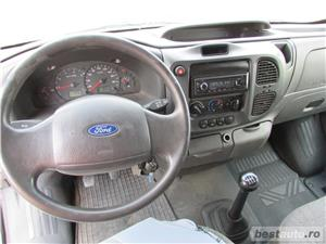 Ford TRANSIT  2.4  cu Webasto / clima  fabr.2006  - imagine 7
