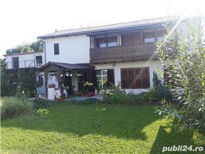 Techirghiol casa p+1  teren proprietate 98500. eur. - imagine 4