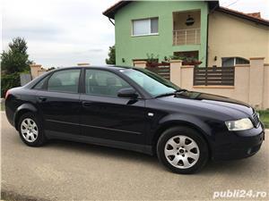 Audi A4 1,9 TDI Dublu Klimatronic Xenon - imagine 3