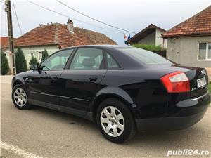 Audi A4 1,9 TDI Dublu Klimatronic Xenon - imagine 4