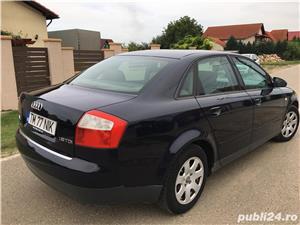 Audi A4 1,9 TDI Dublu Klimatronic Xenon - imagine 7
