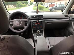 Audi A4 1,9 TDI Dublu Klimatronic Xenon - imagine 9