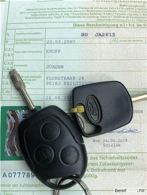 Ford Fiesta*1.4-benzina*4usi*af.2007/luna 04*clima*Tuv Germania*euro 4 ! - imagine 13