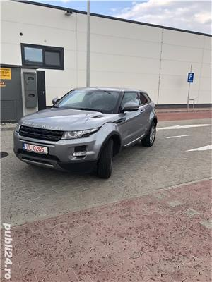 Land Rover Evoque  - imagine 9