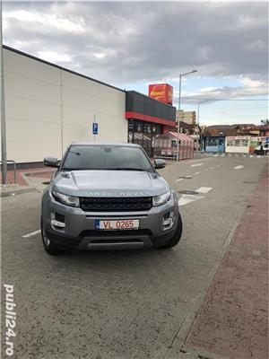 Land Rover Evoque  - imagine 1