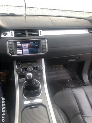 Land Rover Evoque  - imagine 6