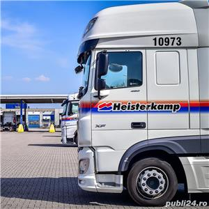 Șofer de camion pentru transport internațional - imagine 5