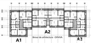 """Teren Bloc=48 apartamente,2-3 Blocuri16+16+16=48 ap)incadrat program """"Prima casă""""/""""O familie,o casă"""" - imagine 3"""