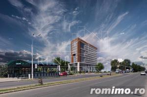 Teren STRADAL pozitionat pe COLT langa METROU pretabil dezvoltarilor imobiliare  - imagine 1