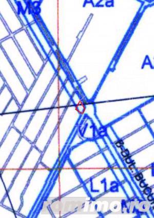 Teren la 34 Pasi 25 Metri 18 Secunde Statia METROU Laminorului POT 60% / CUT 2,5 - imagine 5