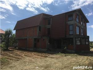 Vila de vanzare cu 5 apartamente in zona Pipera,-TEREN 985 mp- Plata in 8 luni, cu un avans inainte. - imagine 1