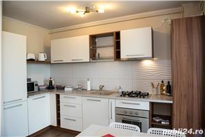 Regim hotelier: apartament cu 2 camere, amenajari lux, zona Girocului (Str.Mures) - imagine 7