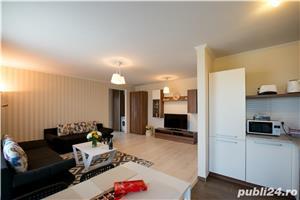 Regim hotelier: apartament cu 2 camere, amenajari lux, zona Girocului (Str.Mures) - imagine 3