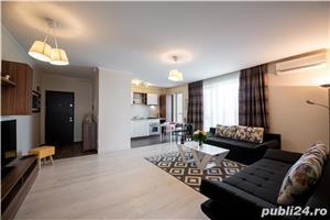 Regim hotelier: apartament cu 2 camere, amenajari lux, zona Girocului (Str.Mures) - imagine 5
