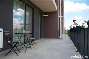 Regim hotelier: apartament cu 2 camere, amenajari lux, zona Girocului (Str.Mures) - imagine 16