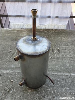 RACITOR INOX pentru cazan tuica - imagine 1