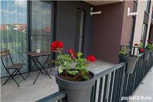 Regim hotelier: apartament cu 2 camere, amenajari lux, zona Girocului (Str.Mures) - imagine 19