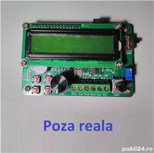 Generator semnal 0.01Hz-5MHz, DDS, Sine Square Triangle, sinus digital - imagine 6