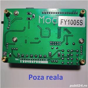 Generator semnal 0.01Hz-5MHz, DDS, Sine Square Triangle, sinus digital - imagine 7