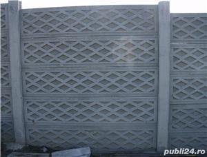 garduri de beton - imagine 5