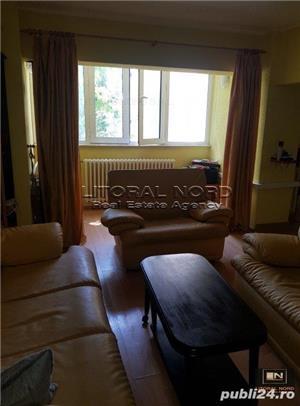 Faleza Nord - Pescarie, apartament 4 camere, decomandat, 90mp,2 balcoane,etaj 1 - imagine 2