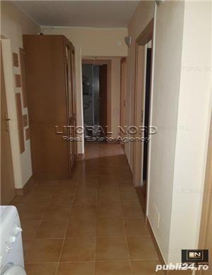 Faleza Nord - Pescarie, apartament 4 camere, decomandat, 90mp,2 balcoane,etaj 1 - imagine 1