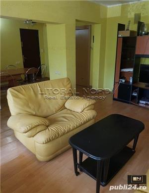Faleza Nord - Pescarie, apartament 4 camere, decomandat, 90mp,2 balcoane,etaj 1 - imagine 3