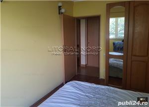 Faleza Nord - Pescarie, apartament 4 camere, decomandat, 90mp,2 balcoane,etaj 1 - imagine 9