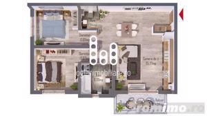 Apartament 3 cam, finisat la cheie, cu sau fara gradina. Selimbar - imagine 5