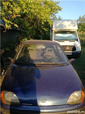 Fiat Seicento - imagine 1